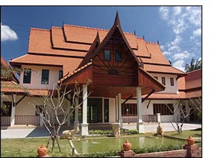 Villa Chaya, Luxusvilla im Sukothai Stil